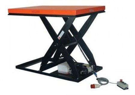 00546295 Podest elektryczny (udźwig: 1000 kg, min./max. wysokość wideł: 80-85/840 mm)