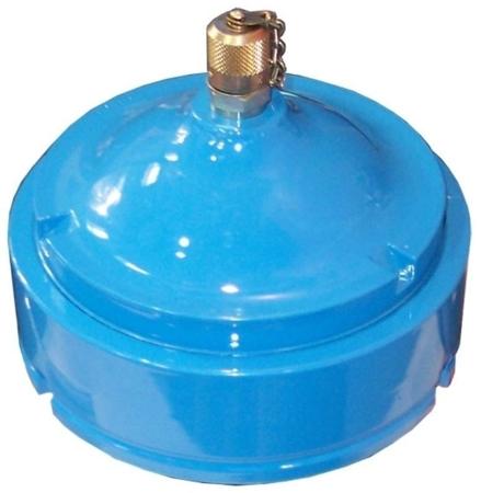 01538882 Akumulator hydrauliczny Hydro Leduc AS 1000 (objętość azotu: 10,19 l/dm³, maksymalne ciśnienie: 400 bar)