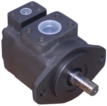 01539179 Pompa hydrauliczna łopatkowa B&C BQ01G08 C01 (objętość geometryczna: 27,4 cm³, maksymalna prędkość obrotowa: 2700 min-1 /obr/min)