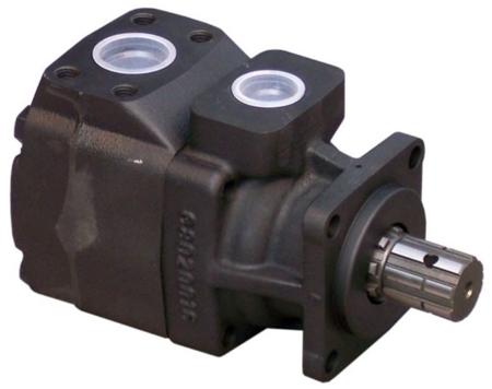01539204 Pompa hydrauliczna łopatkowa B&C HQ02G19 (objętość geometryczna: 60,1 cm³, maksymalna prędkość obrotowa: 2500 min-1 /obr/min)