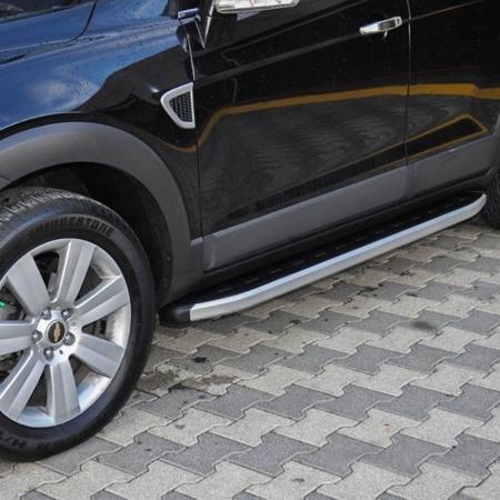 01655677 Stopnie boczne - BMW X5 F15 2013+ (długość: 193 cm)