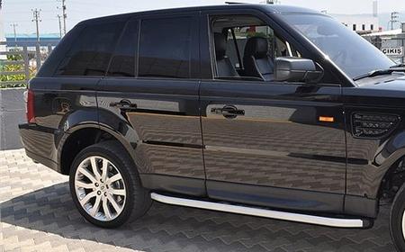 01655723 Stopnie boczne - Land Rover Range Rover Vogue 2002-2012 (długość: 182 cm)