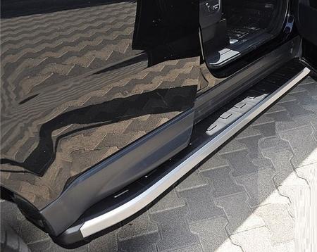01655724 Stopnie boczne - Land Rover Range Rover Sport 2005-2013 (długość: 182 cm)
