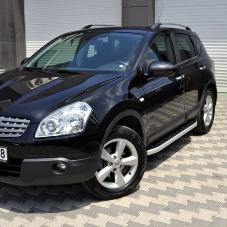 01655743 Stopnie boczne - Nissan Qashqai 2007-2013 (długość: 171 cm)