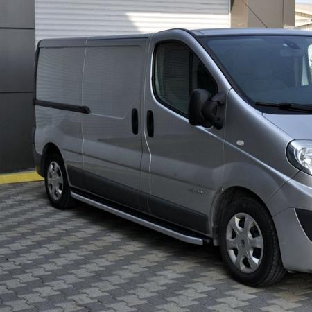 01655752 Stopnie boczne - Opel Vivaro 2001-2014 short (długość: 230 cm)