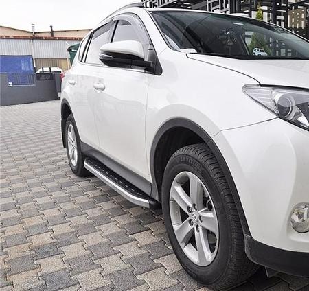 01655772 Stopnie boczne - Toyota Rav4 5D 2013+ (długość: 171 cm)