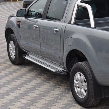 01656005 Stopnie boczne - Ford Ranger III (długość: 193 cm)
