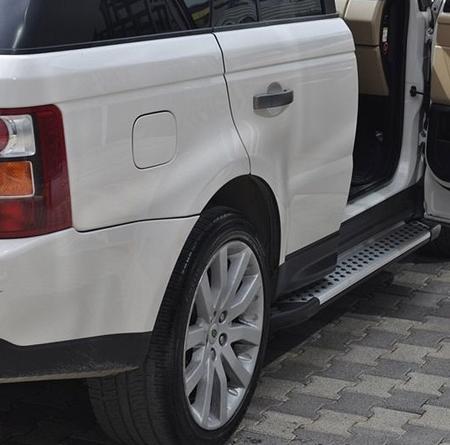 01656038 Stopnie boczne - Land Rover Range Rover Sport 2005-2013 (długość: 182 cm)