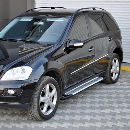 01656047 Stopnie boczne - Mercedes Vito W639 2004-2014 extra-long (długość: 252 cm)
