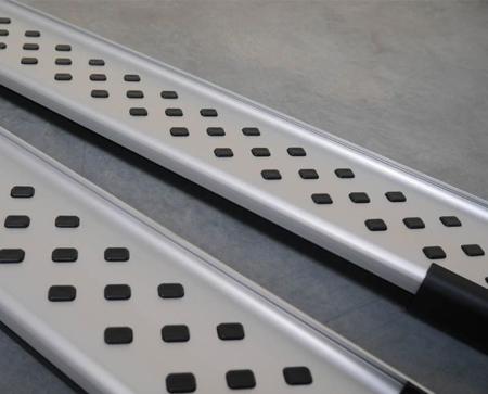 01656050 Stopnie boczne - Mitsubishi Outlander 2012- (długość: 171 cm)