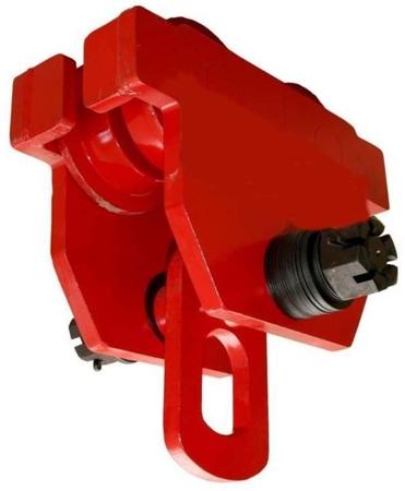 0301433 Wózek przejezdny do wciągnika (udźwig: 3,0 T, szerokość belki jezdnej: 160-300mm)