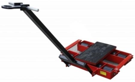 03015123 Zestaw rolek transportowych przód i tył  (łączny udźwig: 12,0 T)