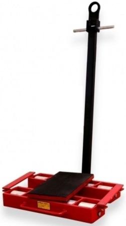 0301639 Rolka transportowa z dyszlem PS-ST120 (nośność: 12 T)