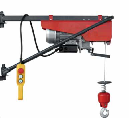 08115156 Wciągarka elektryczna linowa budowlana Camac Minor P-200 (udźwig: 200 kg)