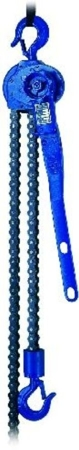 22021339 Wciągnik dźwigniowy z łańcuchem galla RZV/0.8t (wysokość podnoszenia: 3m, udźwig: 0,8 T)