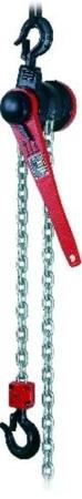 2202537 Wciągnik łańcuchowy dźwigniowy z łańcuchem ogniwowym Z310/0.5t (wysokość podnoszenia: 2,5m, udźwig: 0,5 T)