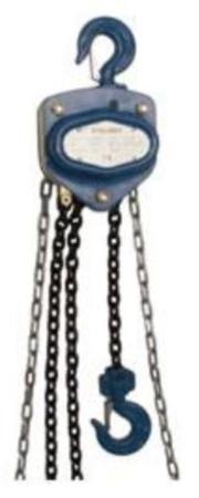 22043663 Wciągnik łańcuchowy WLK 5,0 (wysokość podnoszenia: 3m, udźwig: 5 T)