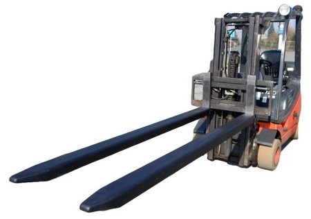 29016508 Przedłużki wideł udźwig 6000kg (2300mm)