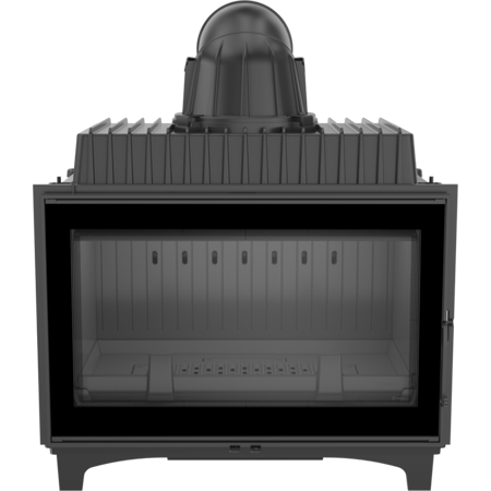 30055009 Wkład kominkowy 14kW Franek (szyba prosta)