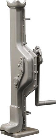 31026281 Uniwersalny podnośnik hydrauliczny ze stali HKB1,5 (udźwig: 1,5 T)