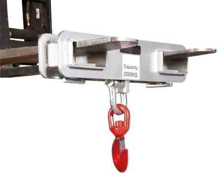 3109789 Hak do wideł MK25 (udźwig: 2500 kg)