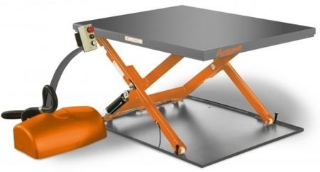 44340152 Kompaktowy stół niskiego podnoszenia Unicraft SHT 1001 G (udźwig: 1000 kg)