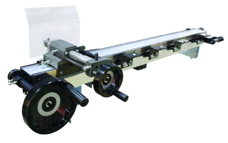 44349916 Tokarka Holzmann DF 1200N (rozstaw kłów: 1200 mm, moc: 1,5 /2,2 kW)