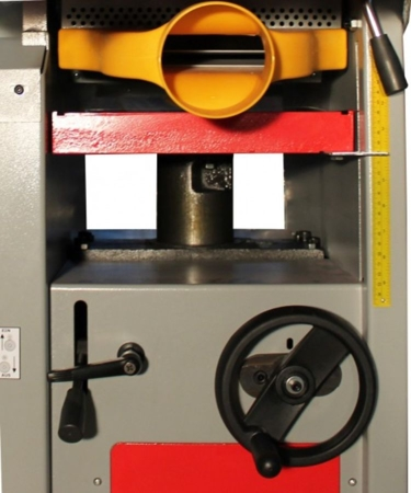 44349958 Strugarko-grubosciówka Holzmann HOB 305PRO 230V (szerokość/wysokość obróbki: 305/220 mm, długość blatu wyrówniarki: 1522 mm)