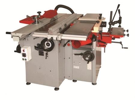 44349971 Urządzenie wielofunkcyjne Holzmann K5 260VF 230V (szerokość/wysokość obróbki: 250/180 mm, długość blatu: 1085 mm)