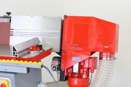 44349998 Szlifierka krawędziowa Holzmann KOS 3000P Stomana (wymiary taśmy: 3000x200 mm, wymiary blatu: 960x350 mm)