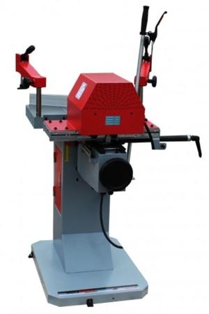 44350007 Wiertarka pozioma Holzmann LBM 290K 230V (droga posuwu w poprzek: 290 mm, wymiary stołu: 570x300 mm)