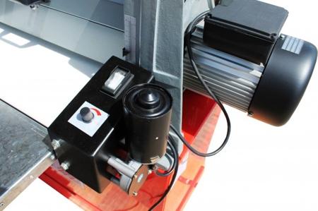 44350038 Szlifierka bębnowa Holzmann ZS 560U (maks. wysokość obrabianego elementu: 75 mm, maks. szerokość: 560 mm)