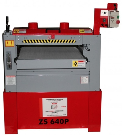 44350039 Szlifierka szerokotaśmowa dwu walcowa PROFI Holzmann ZS 640P 230V (max szer. szlifowania: 640 mm)