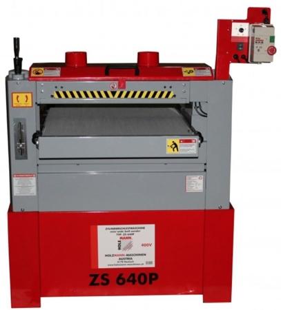 44350040 Szlifierka szerokotaśmowa dwu walcowa PROFI Holzmann ZS 640P 400V (max szer. szlifowania: 640 mm)