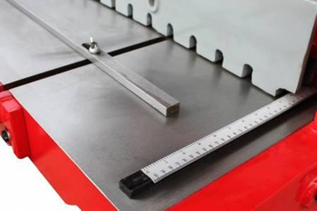 44350111 Nożyce do cięcia blachy Holzmann TBS 1320 (max. długość cięcia: 1320mm)