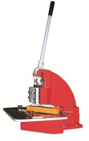 44350123 Narożna wykrawarka Holzmann ESM 4 (siła wykrawania: 4000 kg, max. długość wykrawania: 152x152 mm)