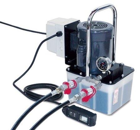 49930347 Pompa hydrauliczna z napędem elektrycznym PE (ciśnienie robocze: 520 bar)