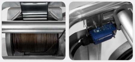 55550370 Wciągarka budowlana elektryczna Bellussi MP 200 Inverter (udźwig: 200 kg, długość liny: 40-80m, moc: 1400W)