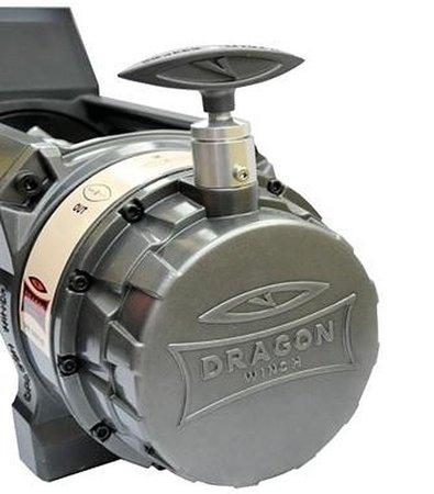 55914752 Wyciągarka samochodowa Dragon Winch Highlander DWH 12000 HD 12V, z liną stalową 28m, hamulec dynamiczny (udźwig: 12000 lb/ 5443 kg, silnik: 9KM)
