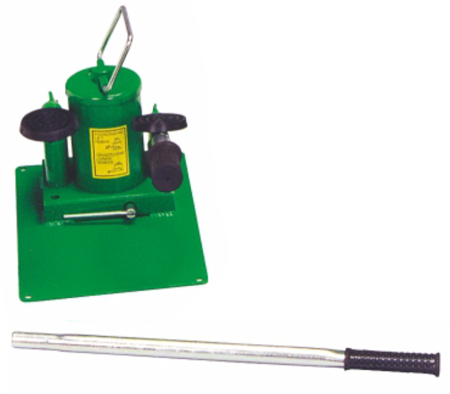 62725751 Pompa hydrauliczna ręczna (pojemność zbiornika: 1,1 dm3)