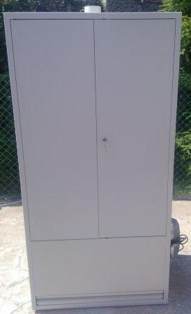 77157305 Szafa do suszenia odzieży (wymiary: 2000x1200x600 mm)
