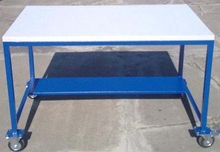 77157333 Wózek montażowy z półką (wymiary: 1200x700x750 mm)