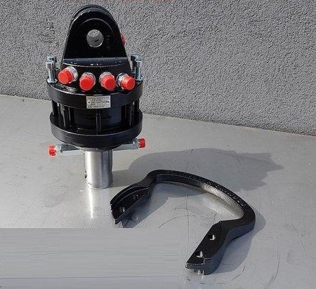91359988 Rotator hydrauliczny 4,5 tonowy na trzpień