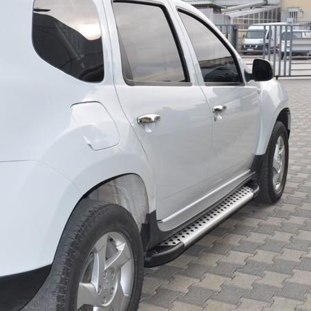 DOSTAWA GRATIS! 01655997 Stopnie boczne - Dodge Nitro (długość: 161 cm)