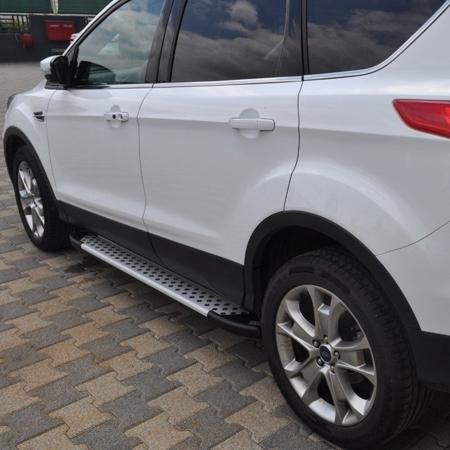 DOSTAWA GRATIS! 01656003 Stopnie boczne - Ford Kuga 2013- (długość: 171 cm)