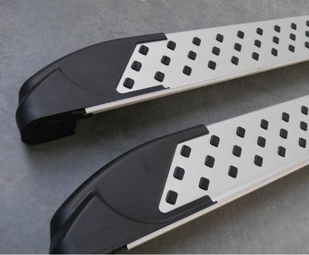 DOSTAWA GRATIS! 01656017 Stopnie boczne - Isuzu D-Max 2011+ (długość: 193 cm)