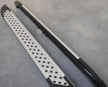 DOSTAWA GRATIS! 01656075 Stopnie boczne - Suzuki Grand Vitara 2005- (długość: 182/171 cm)