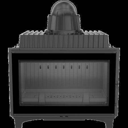 DOSTAWA GRATIS! 30055009 Wkład kominkowy 14kW Franek (szyba prosta)