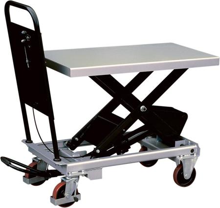 DOSTAWA GRATIS! 310564 Ruchomy stół podnośny (udźwig: 1000 kg, wymiary platformy: 1010x520 mm)