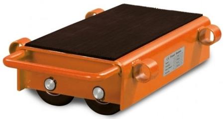 DOSTAWA GRATIS! 44340167 Podwójne rolki transportowe Unicraft VTR 12 (udźwig: 12 t)